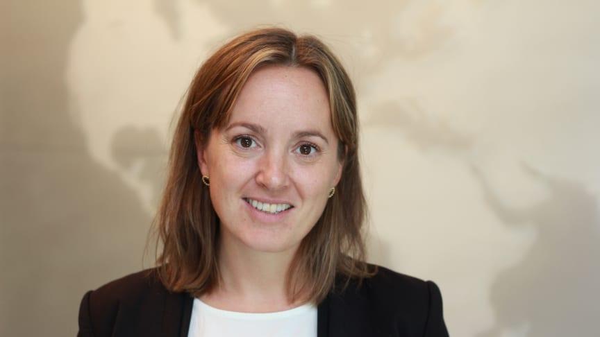 Freja Bramsen blir ny marknadschef hos HSB Göteborg.