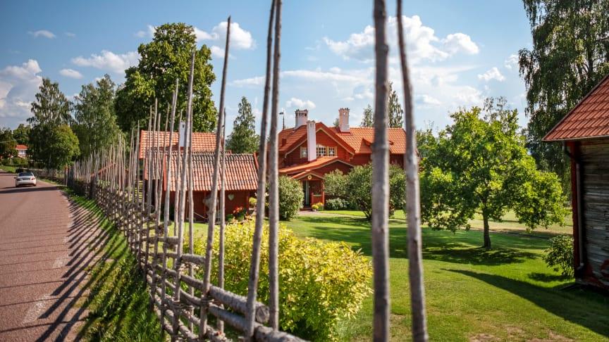 Stora tapp för turismen i Dalarna – men även nya möjligheter