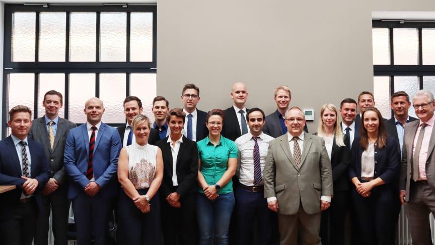 Die BPW Gruppe hat 14 Talente ausgewählt, die in den kommenden zwei Jahren individuell gefördert und mit spannenden Aufgaben betraut