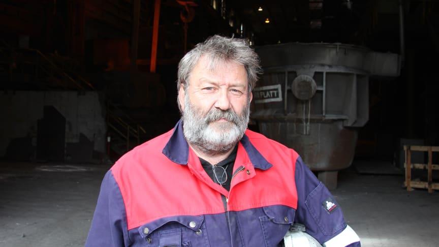 Bjørn Heiland, Glencore Manganese