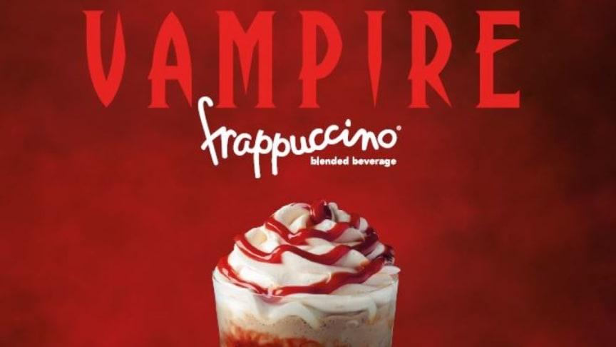 Sett tennene i Vampire Frappuccino