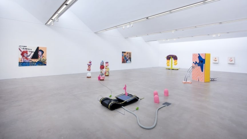 Work from last year's Woon Prize shortlist