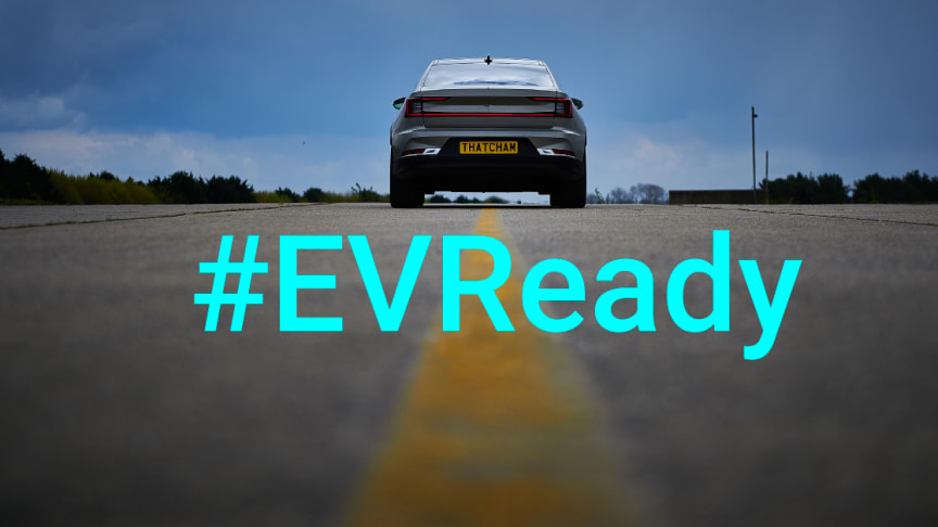 AW is the first UK bodyshop group to sign up the entire workforce to EV Ready