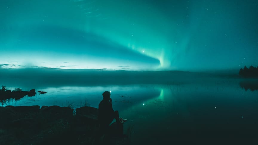 Social media went crazy – 8 Amazing nights in a row of Northern Lights