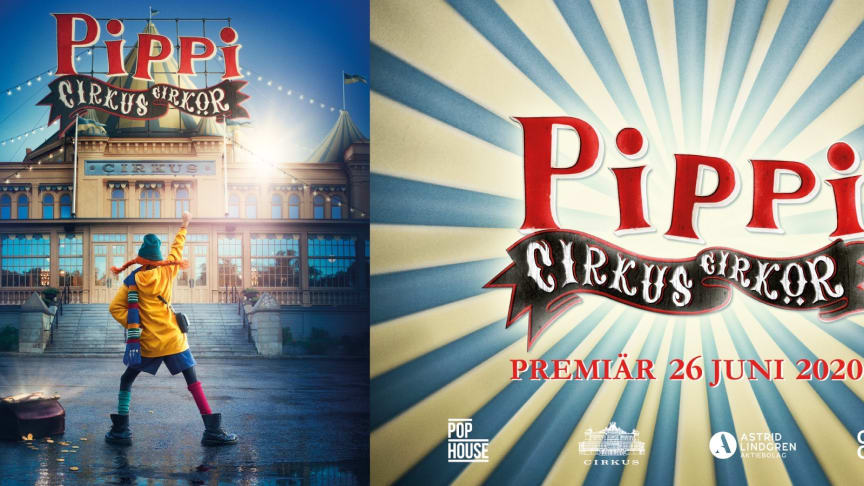 Pippi at Cirkus