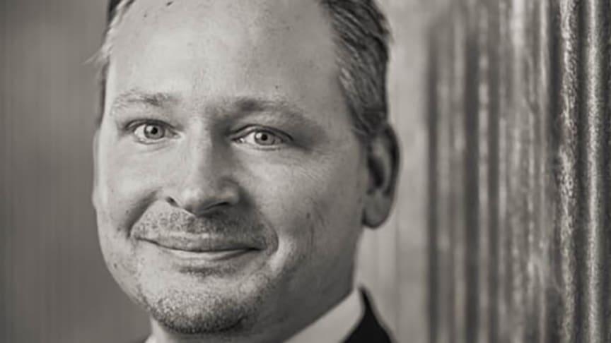 Peter Crozzoli blir chef för verksamhetsutveckling på Gunnar Karlsen