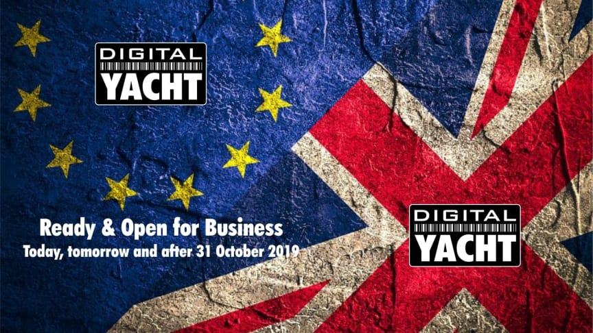 No problems with Brexit for Digital Yacht