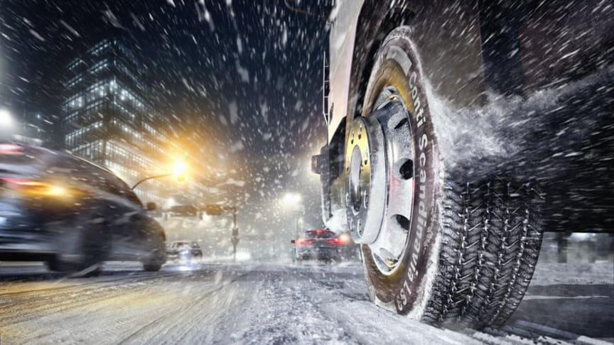 - Glade for nye krav til vinterdekk