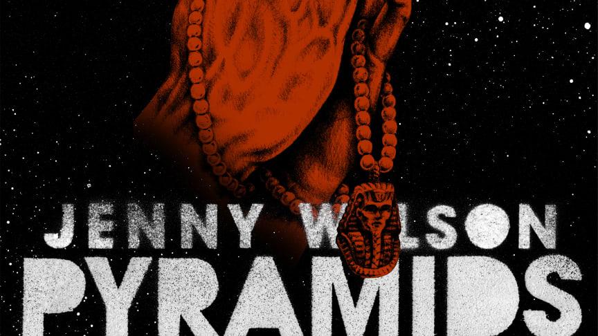 """Pyramids"" - Jenny Wilson släpper remix EP och ny video"
