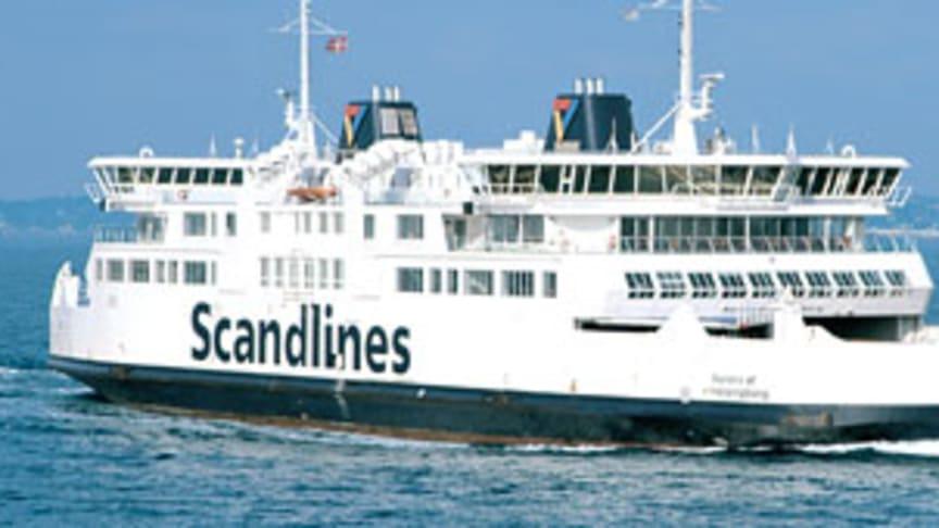 Aurora är en av de två färjor som förbereds för eldrift. Foto: HH Ferries