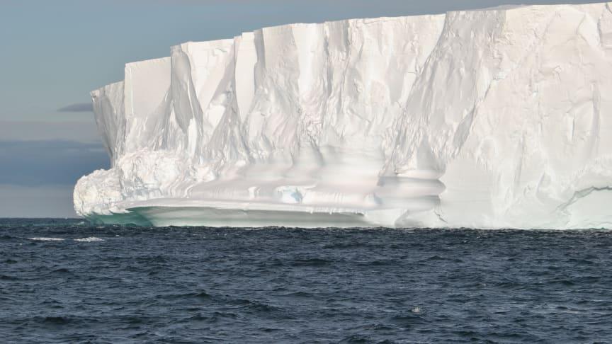 The Getz Ice Shelf (credit: Anna Wåhlin)