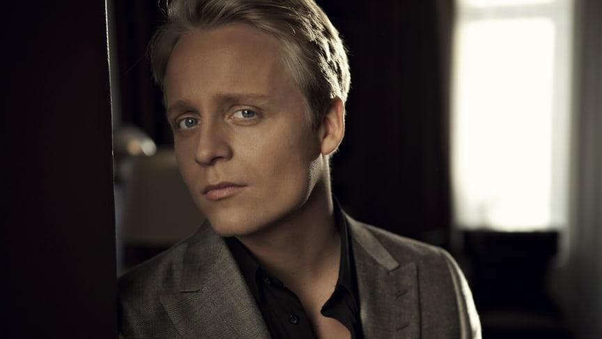 Andreas Weise släpper sitt debutalbum 24 augusti