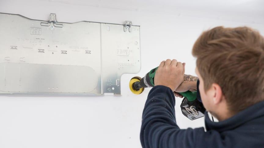 En luft-til-luft-varmepumpe kan spare deg for tusenvis av kroner i året, og samtidig gi behagelig inneklima.