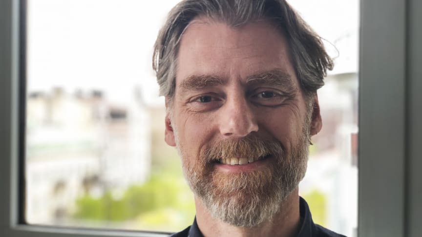 Jonas Morän, ny Business Development Manager på Smart Refill