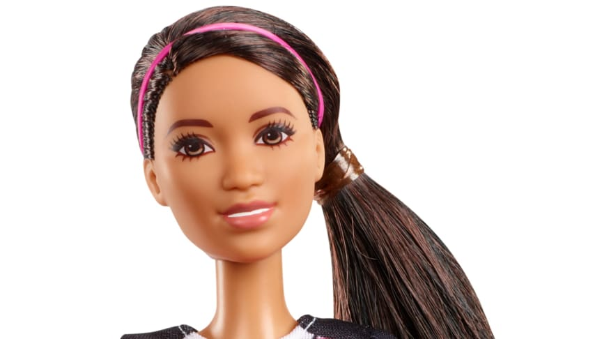 Barbie 60. Jubiläum Karriere-Puppe Sportlerin
