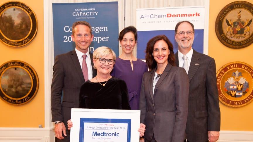 Medtronic har vist sig være en værdifuld virksomhed for dansk økonomi ved at vise tiltro til Danmark som investeringsland