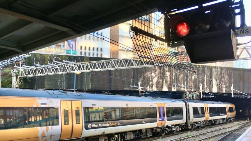 Platform changes at Birmingham New Street during 18-month signalling upgrade