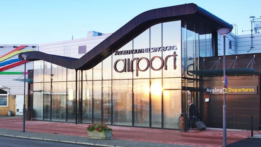 Ängelholm Helsingborg Airport är ett av 13 lokala företag som arbetar med klimat och miljöfrågor i samarbetet Bjäre Klimatkonsortium.