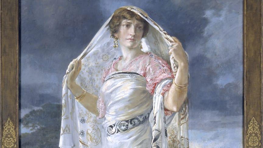 Tidlöst mode med inspiration från antiken, renässansen och Orienten på Hallwylska museet i höst