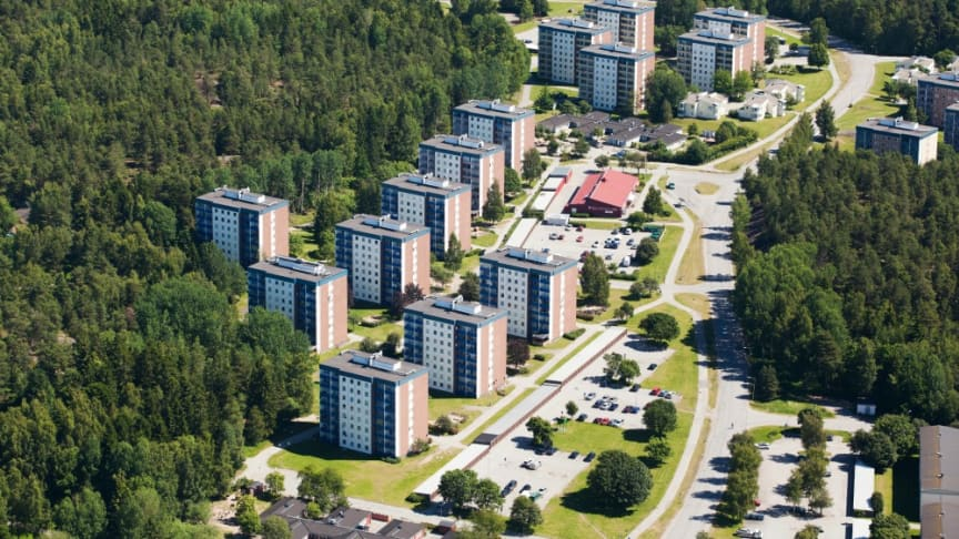 D.Carnegie & Co äger och förvaltar Jordbro fastigheter i Haninge kommun, Stockholm.