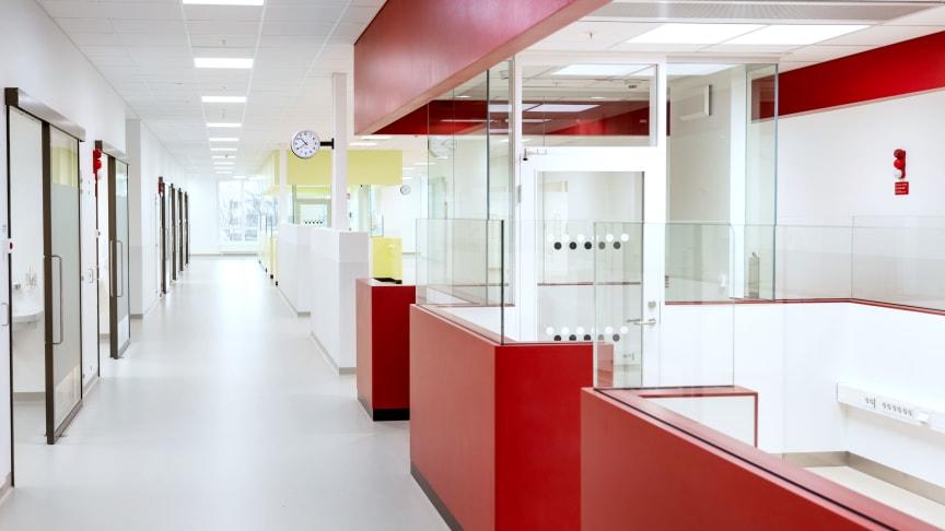 Södersjukhuset förstärker det akuta omhändertagandet av patienter med misstänkt covid-19