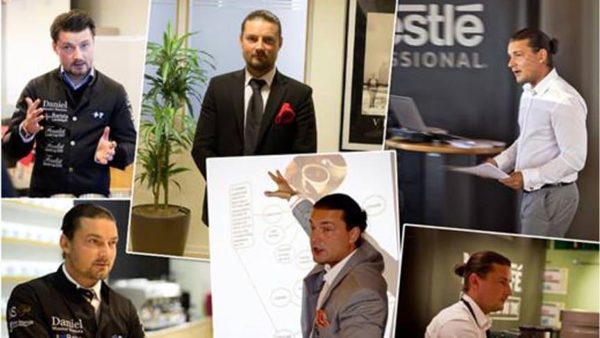 Nestlé Professional styrker baristaekspertisen i Norden gennem Daniel Chomieniec