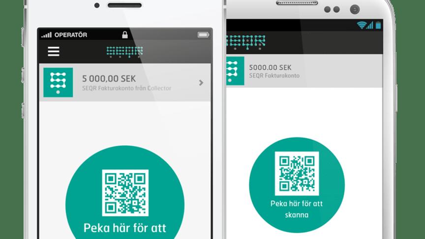 Betalning med mobilen i Vismas butikssystem