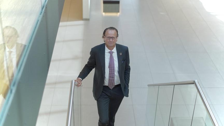 Jan Erik Saugestad, CEO Storebrand Asset management    PHOTO: Lise Eide Risanger / Storebrand