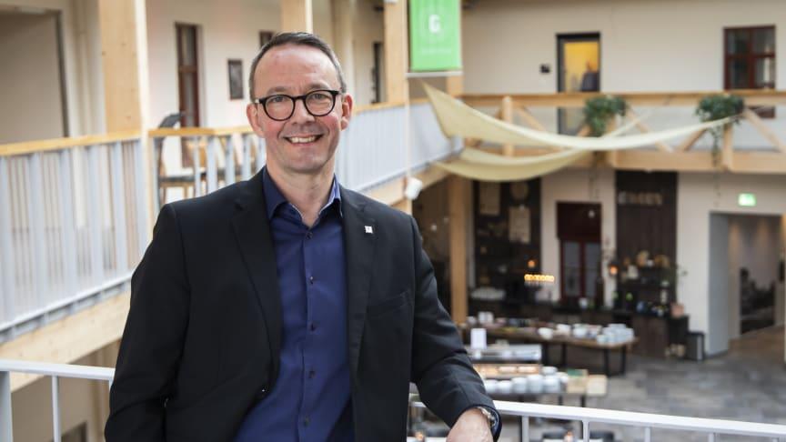 BizMakers vd tar plats i styrelsen för Swedish Incubators & Science Parks
