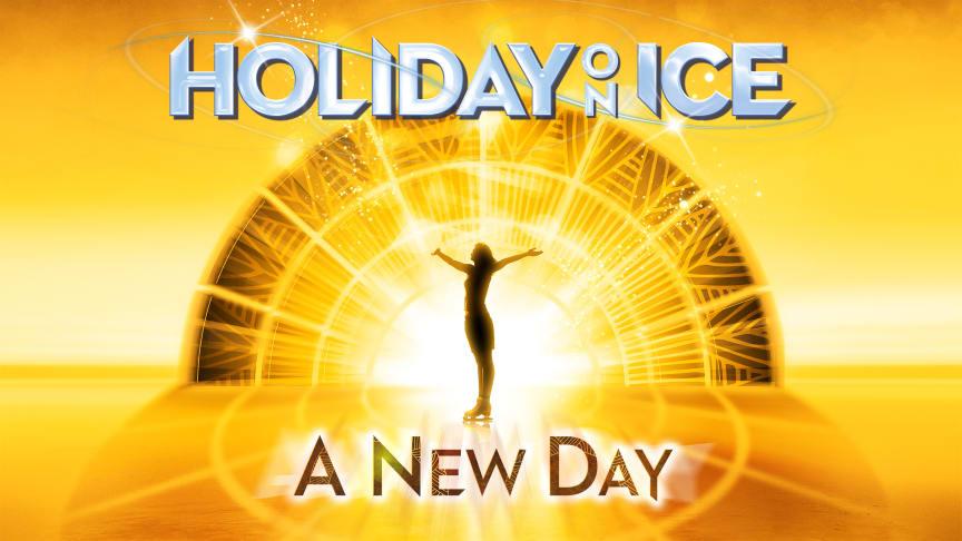 HOLIDAY ON ICE setzt mit A NEW DAY neuen Maßstab für Eis-Shows