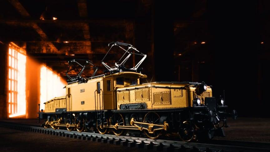 Elektrolokomotive Serie Ce 6/8 II (Copyright Gebr. Märklin & Cie. GmbH)