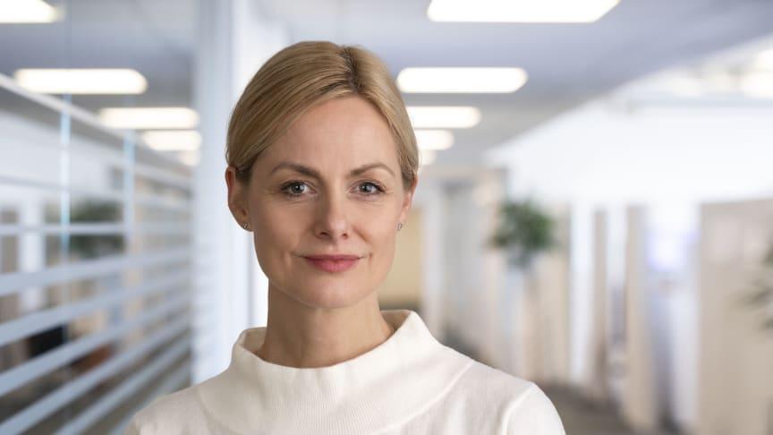 Johanna Giorgi, Sustainability Director, AddSecure.