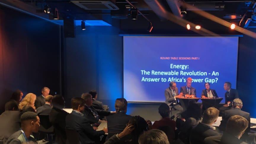 Nordic-African Business Summit, Nordens største næringslivskonferanse med ren fokus på afrikanske markeder