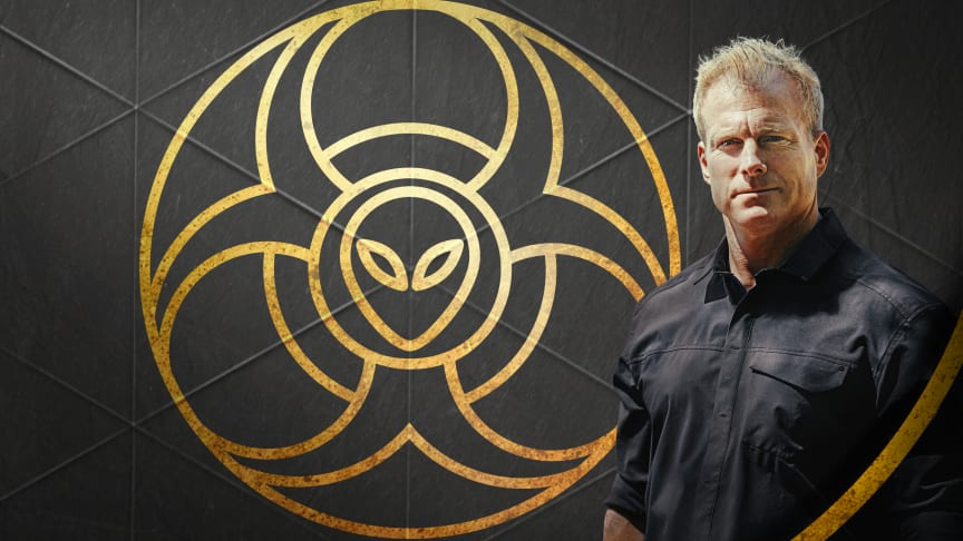 CURSEO OF SKINWALKER RANCH S2 ON THE HISTORY CHANNEL