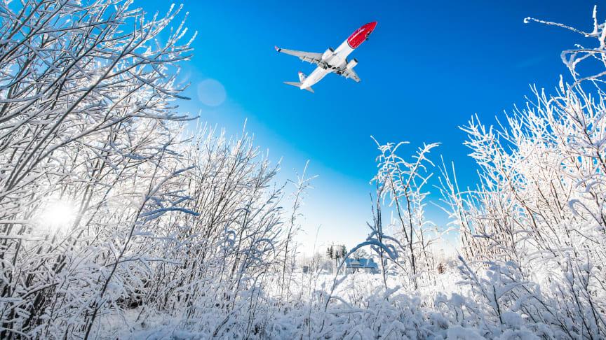 Diciembre: los datos de tráfico de Norwegian se vieron muy afectados por la COVID-19