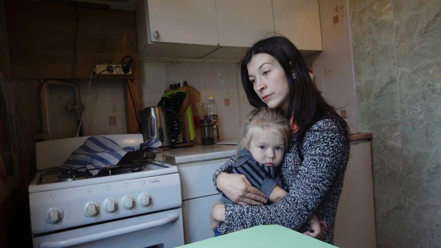 In Osteuropa mehren sich die Anfragen von Eltern und Sozialämtern, die aufgrund der Corona-Krise dringend einen Platz für ein Kind im SOS-Kinderdorf suchen. Foto: Nina Ruud