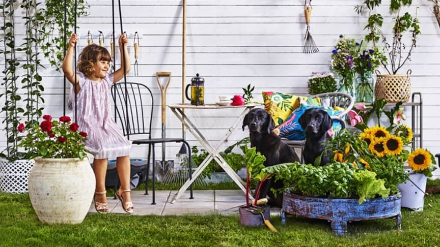 Drömbalkonger, närodlat och Årets pelargon – upptäck höjdpunkterna på Nordiska Trädgårdar