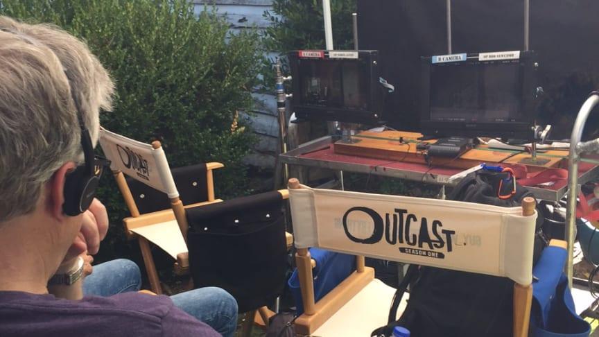 Produktionen av Robert Kirkmans nya serie Outcast inleds och sex nya skådespelare rollsätts