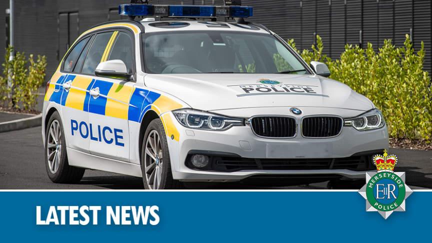 Three men and two women arrested following drugs warrants carried out in Birkenhead