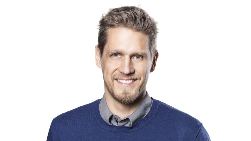 Magnus Ulaner, miljöchef HSB Riksförbund.