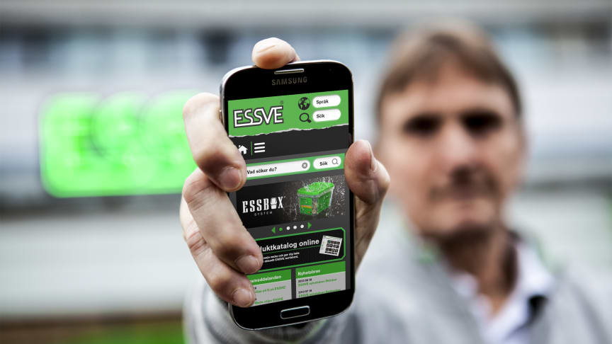 ESSVE launches new web