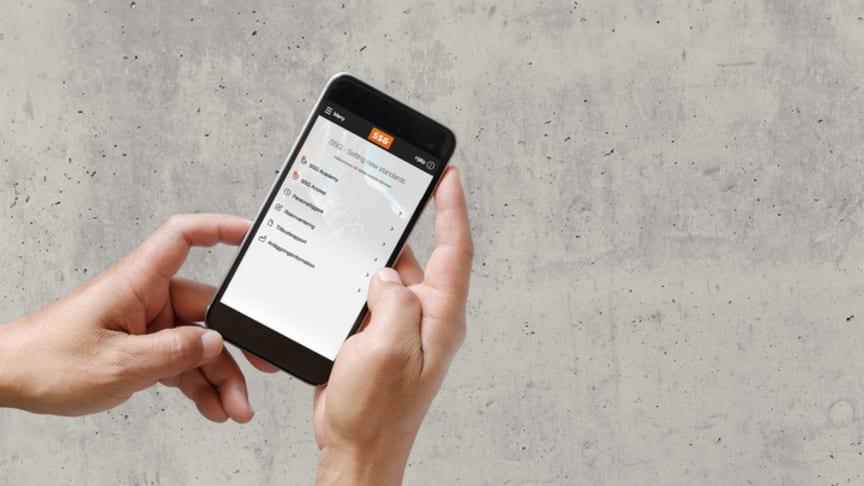 I din mobiltelefon kan du nå ut med viktig information om din industrianläggning.