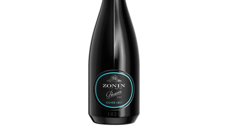 Zonin lanserar en ny Prosecco-flaska designad av Pininfarina