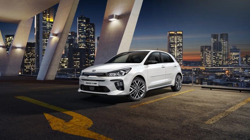 Ny Rio GT-line med sporty features og GT-inspirerede designdetaljer fra 199.999,-