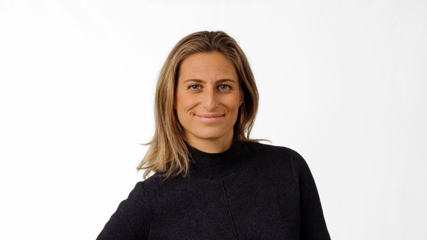 Mikaela Dahlberg, affärsutvecklingschef