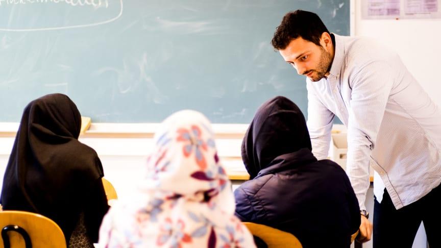 Skoleprosjektet Dembra vil ha rasisme på timeplanen til lærerstudenter. Thomas Hylland Eriksen og Cora Alexa Døving er blant foredragsholderne. Illustrasjonsfoto: Werner Anderson