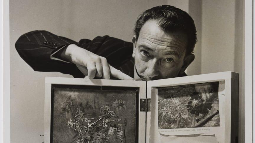Salvador Dalí, med kvinnelige fotografers blikk