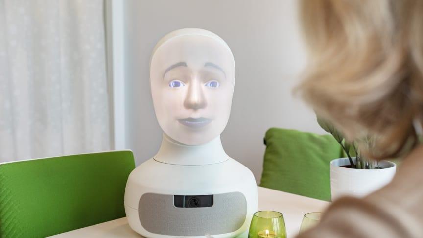 Tengai social intervjurobot Tengai Select