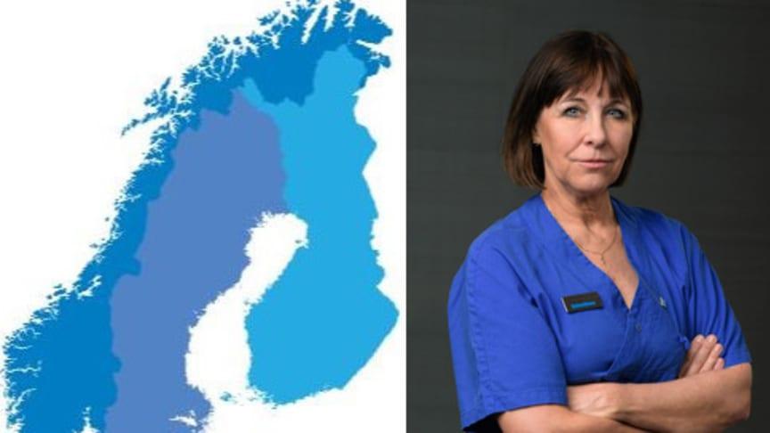 Gemensamt uttalande från nordiska sjukhusläkare om Covid-19