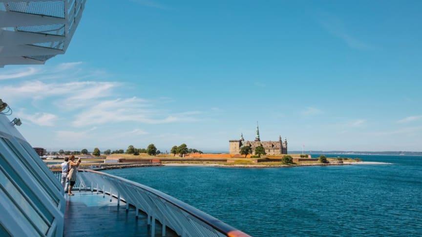 Dra till utlandet under din semester! En tura mellan Helsingborg-Helsingör möjliggör detta.